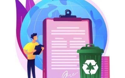SB INFORMATIQUE est engagée dans le Recyclage et la Revalorisation