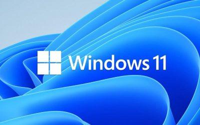 Microsoft Windows 11 – la nouvelle version de cet emblématique système